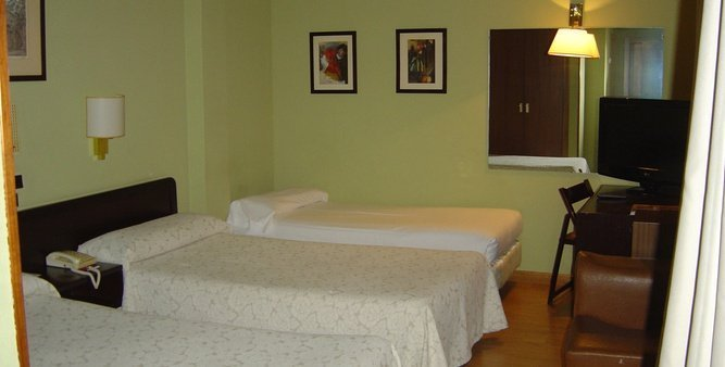 Triple Room City House Los Tilos Hotel