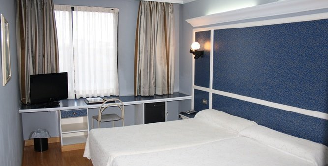 Double room City House Las Lomas Hotel