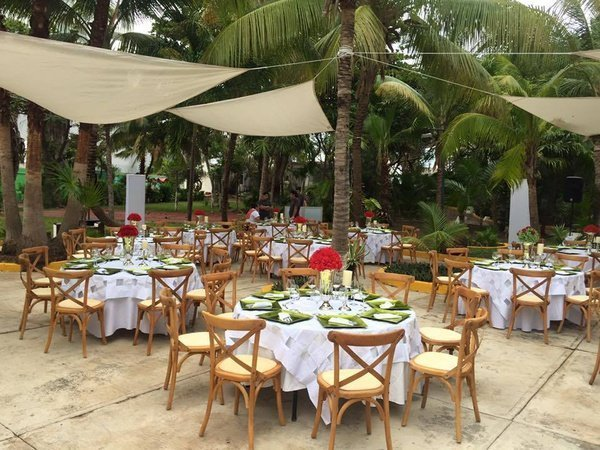Boda en playa Faranda Hotels & Resorts
