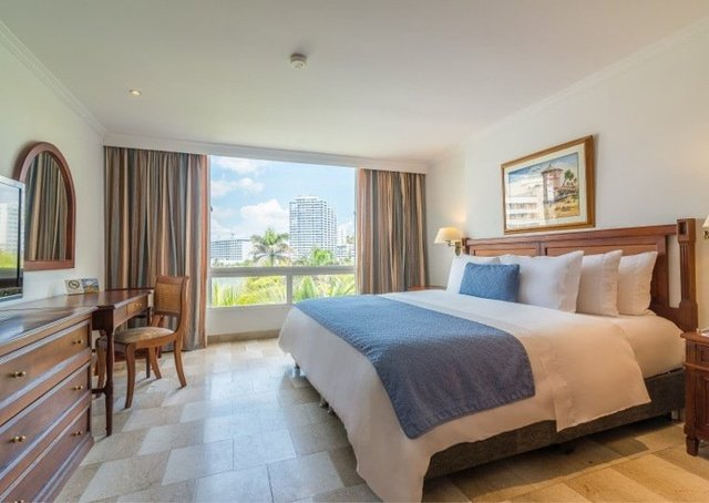 Caribbean suite hotel caribe by faranda grand cartagena