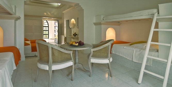 Family room Caribe By Faranda Grand Hotel