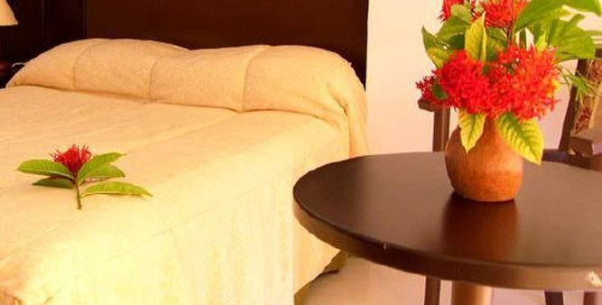 Single room Beach House Puerta del Sol Playa El Agua Hotel