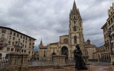 Hotels in Oviedo