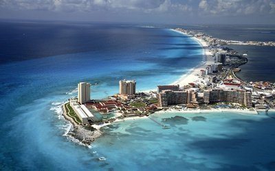 Hotels in Cancún