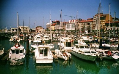 Hotels in Gijón