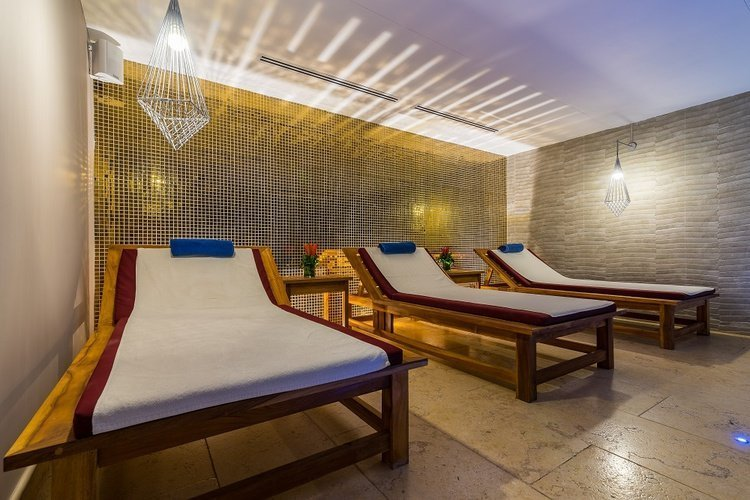 Spa hotel caribe by faranda grand cartagena