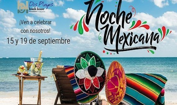 Mexican Fest Dos Playas Beach House Hotel