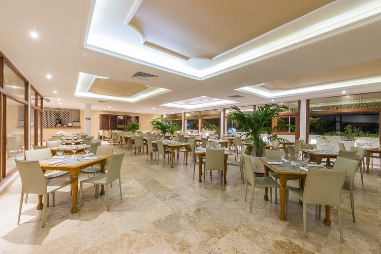 Restaurante pedro de heredia hotel caribe by faranda grand cartagena